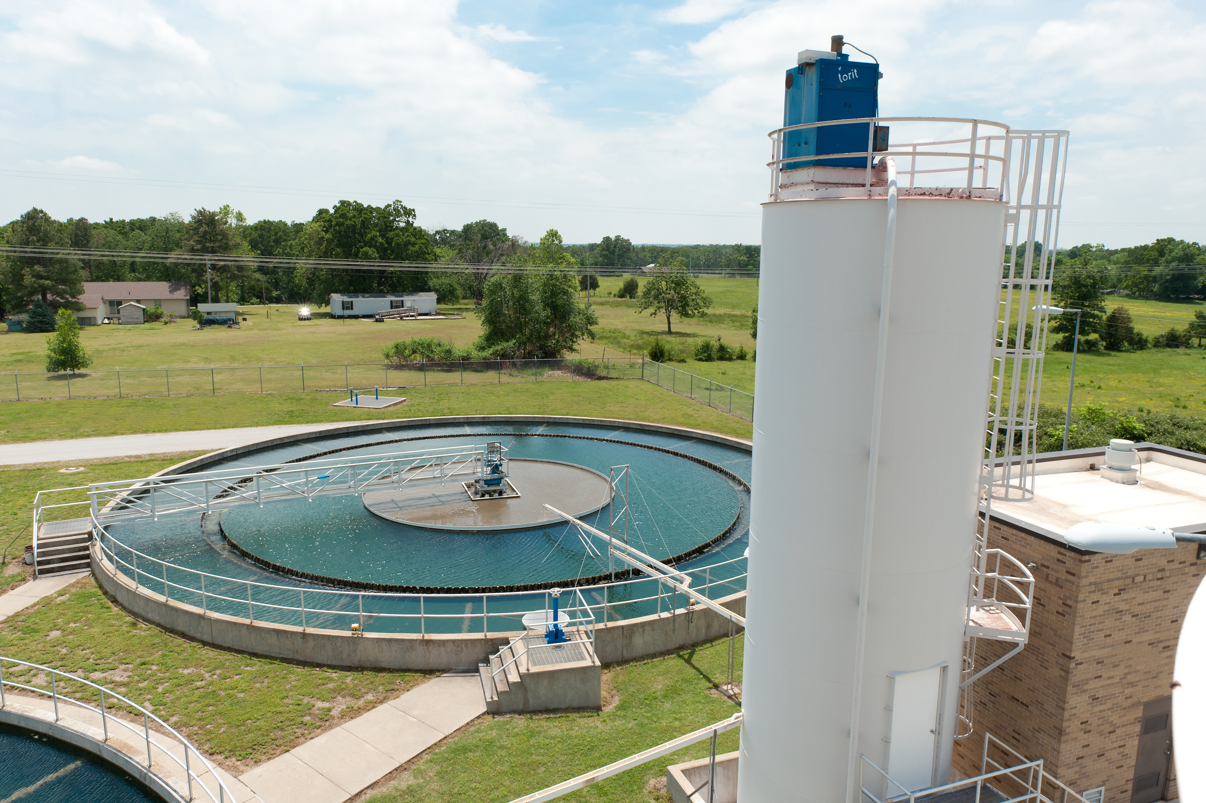 City of Siloam Springs Water Treatment 57
